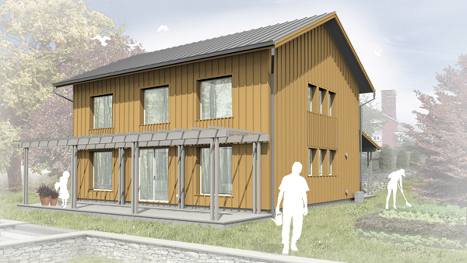 RPA's Scranton Passive House Certified by Passive House Institute US (PHIUS)