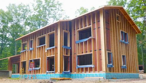 Keffer Residence Passive House