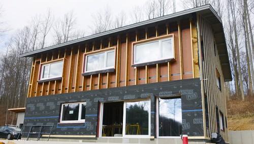 Soeder Residence Passive House