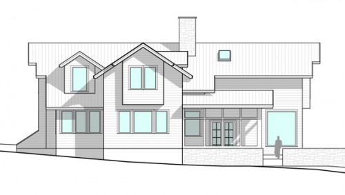 Austell West Elevation f