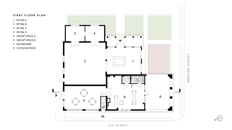 Brooks_FirstFloorPlan_03262015 Brooks Home Plan on jasper home plan, dawson home plan, golding home plan,