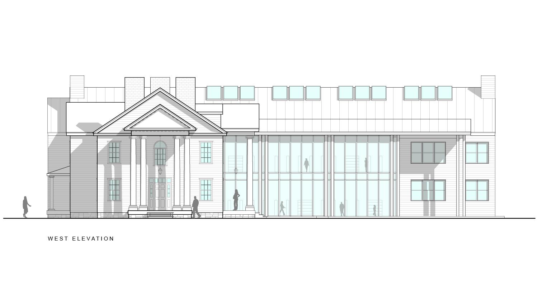 milford-community-house-west-elevation