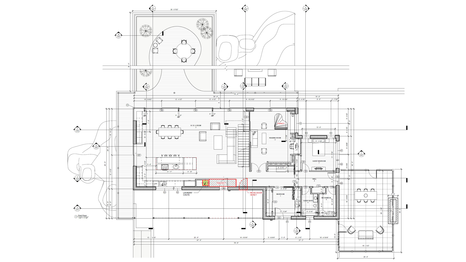 Mithran Revit First Floor Plan 020719