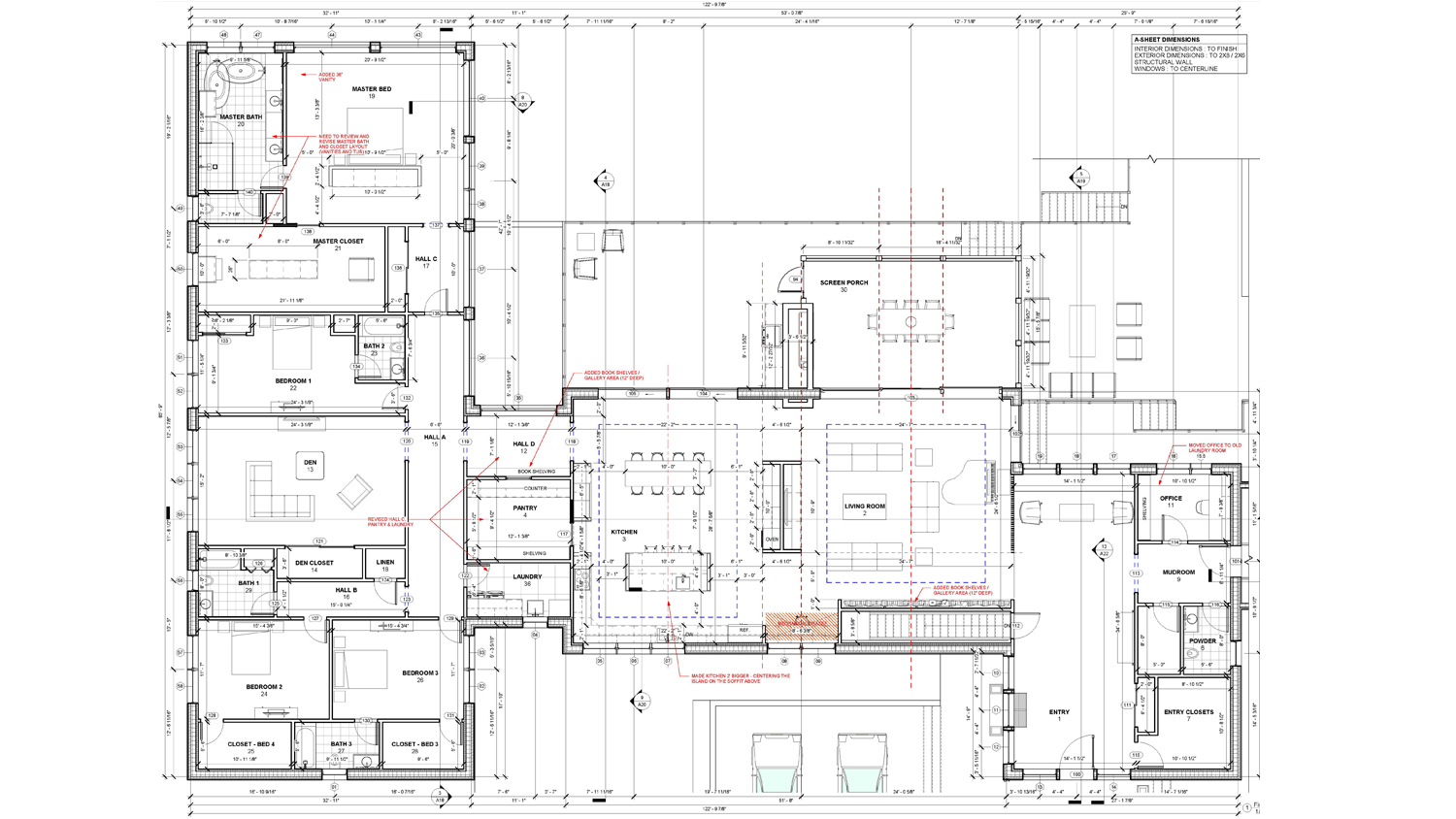 Montem Villam First Floor Plan A