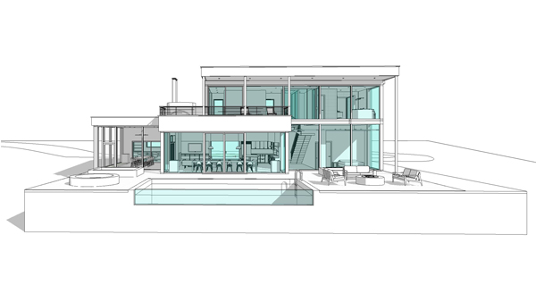 OTB Revit Render Ashoken View Feature Image