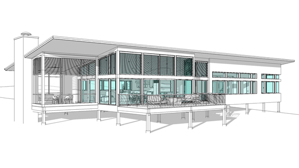 OTB Revit Render Choi Feature