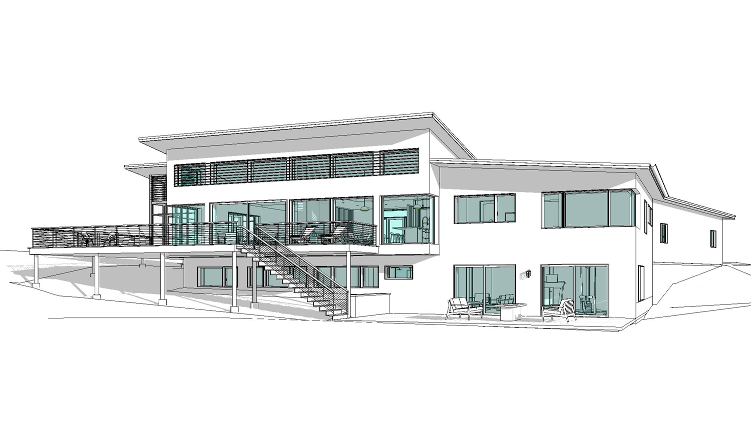 OTB Revit Render Fritz