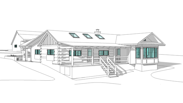 OTB Revit Render Hoff Feature