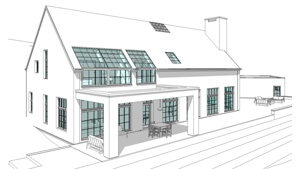 OTB Revit Render Mohr Feature Image