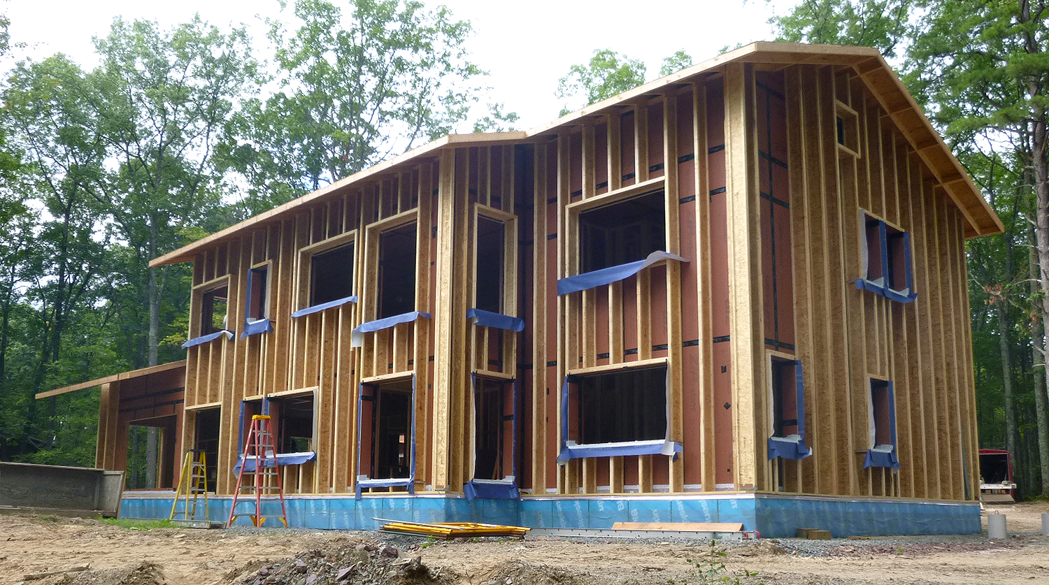 RPA Breaks Ground on first Passive House in Pike County