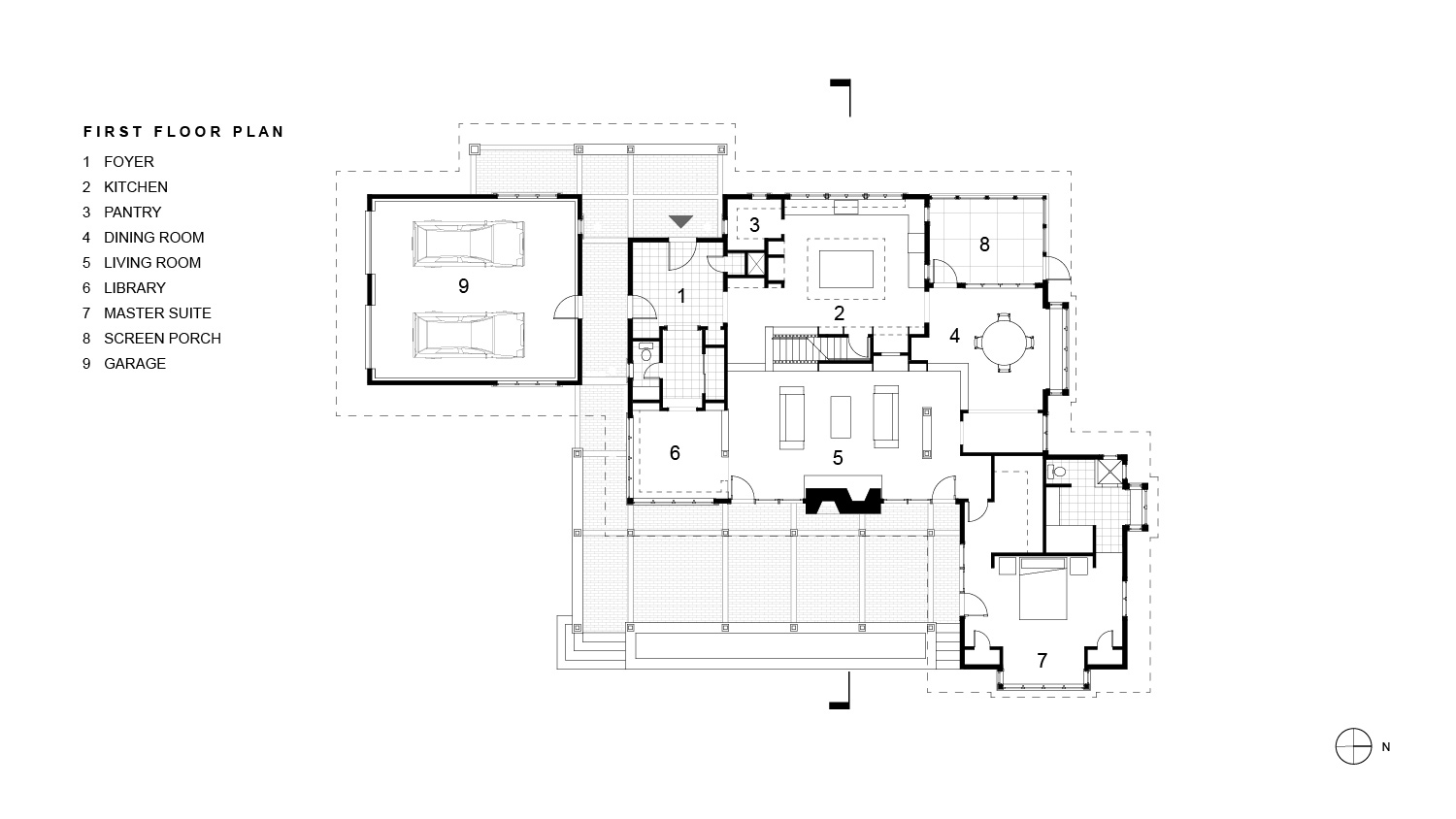 t-100-first-floor-plan