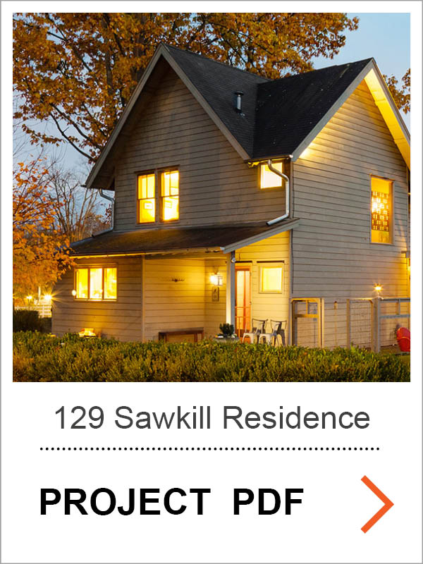 129 Sawkill Ave Project Portfolio