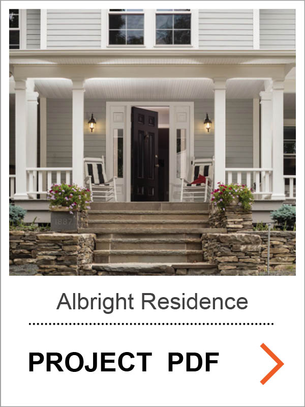 Albright Residence Project PDF