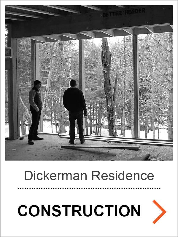 Dickerman Residence Construction Video