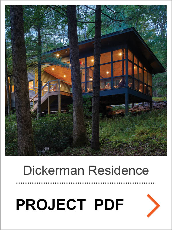 Dickerman Residence Project PDF