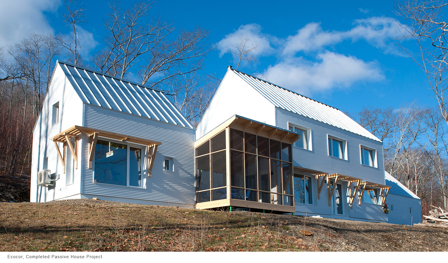 Ecocor Passive House Project