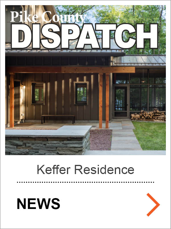Keffer Passive House Pike County Dispatch