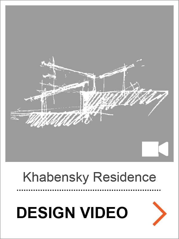 Khabensky Residence Design Video