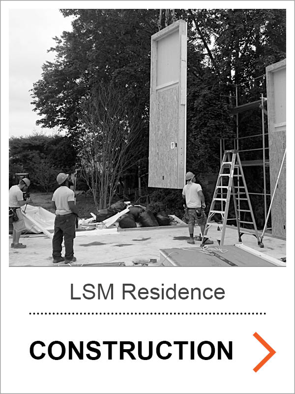 Lang / St. Marie Net Zero Construction