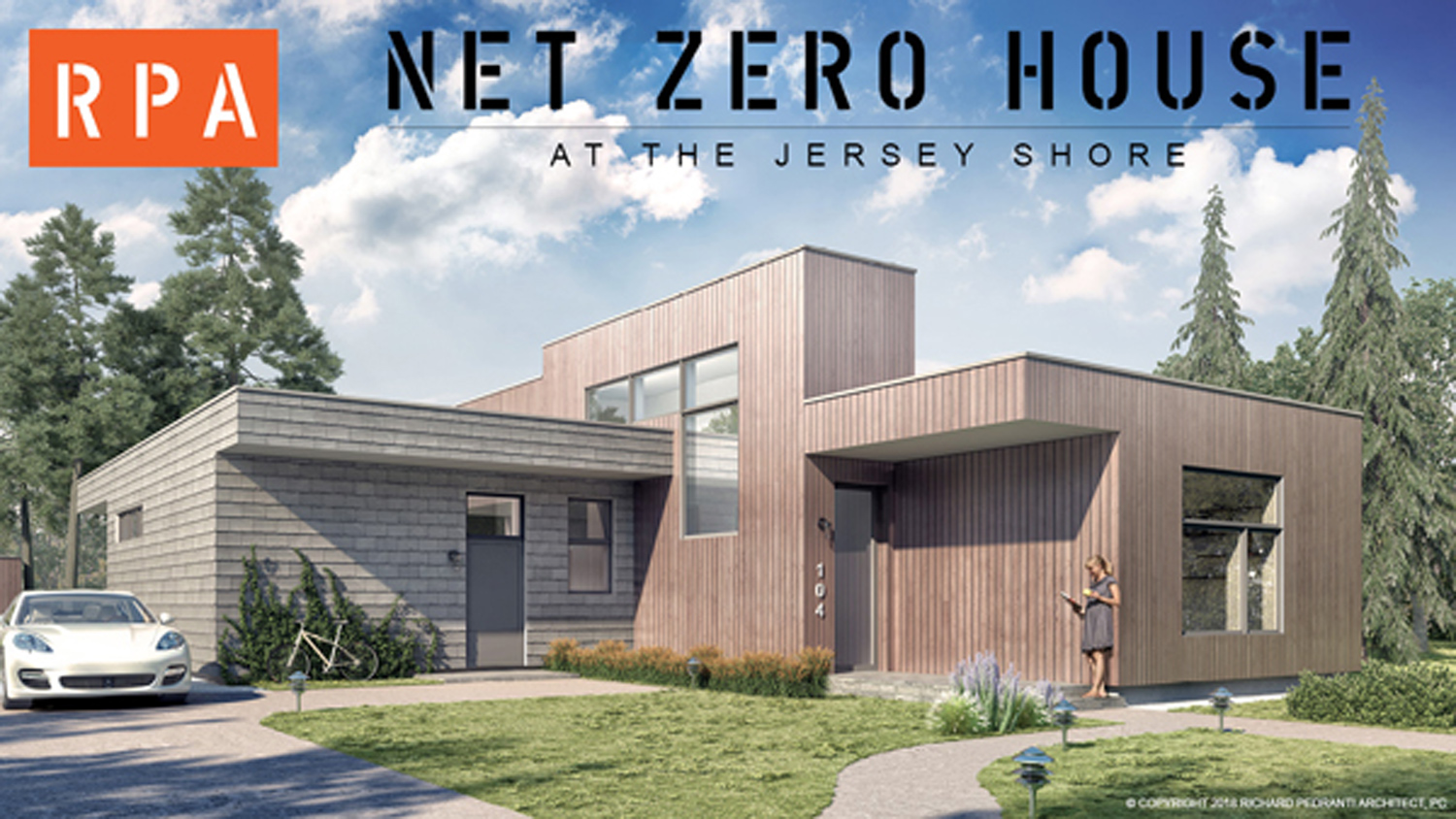 Richard Pedranti Architect Prefabricated Net Zero House Is