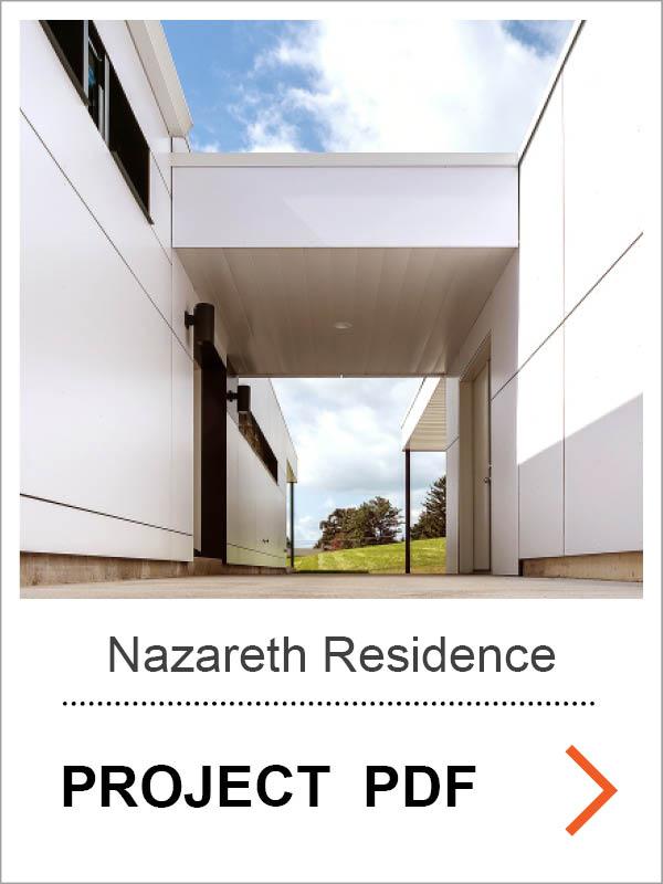 Nazareth Residence Project Portfolio