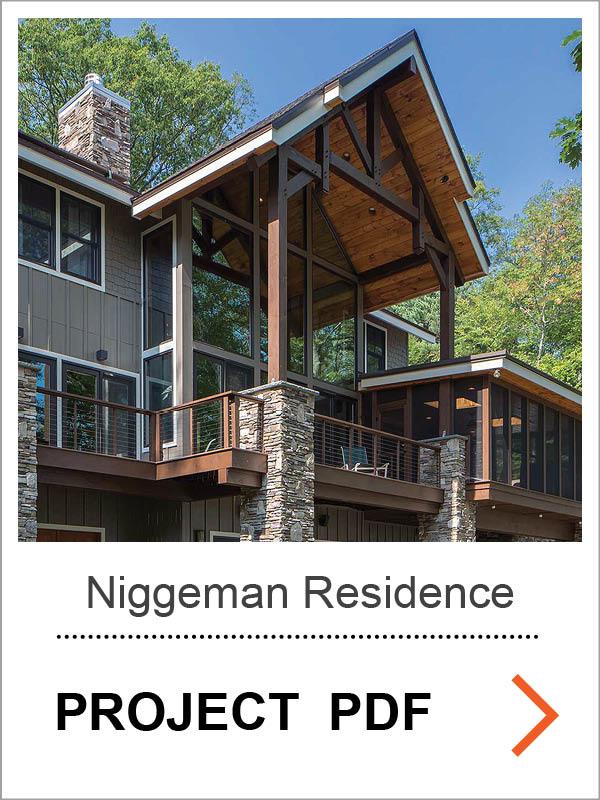 Niggeman Residence Project Portfolio