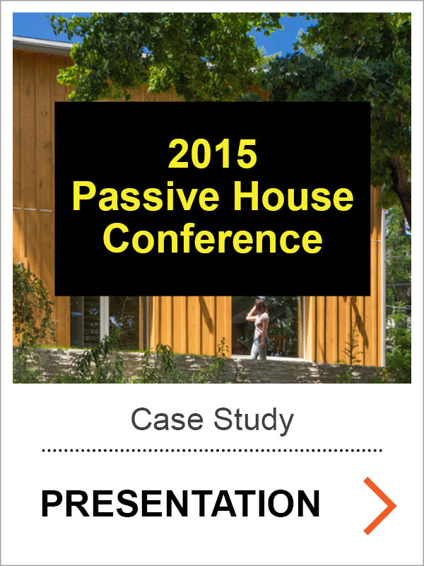 Case Study of the Scranton Passive House