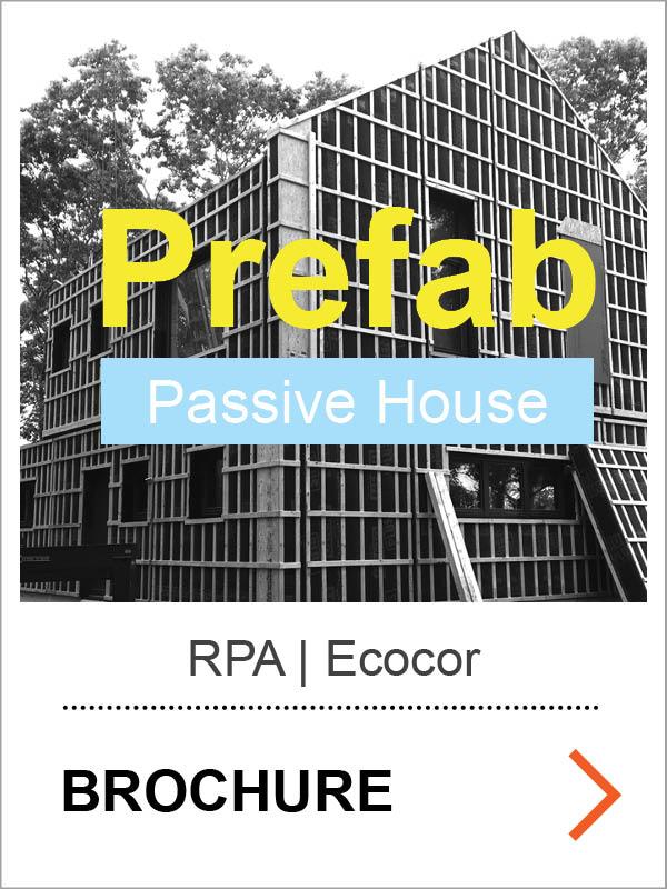 RPA Ecocor Prefab passive House Brochure