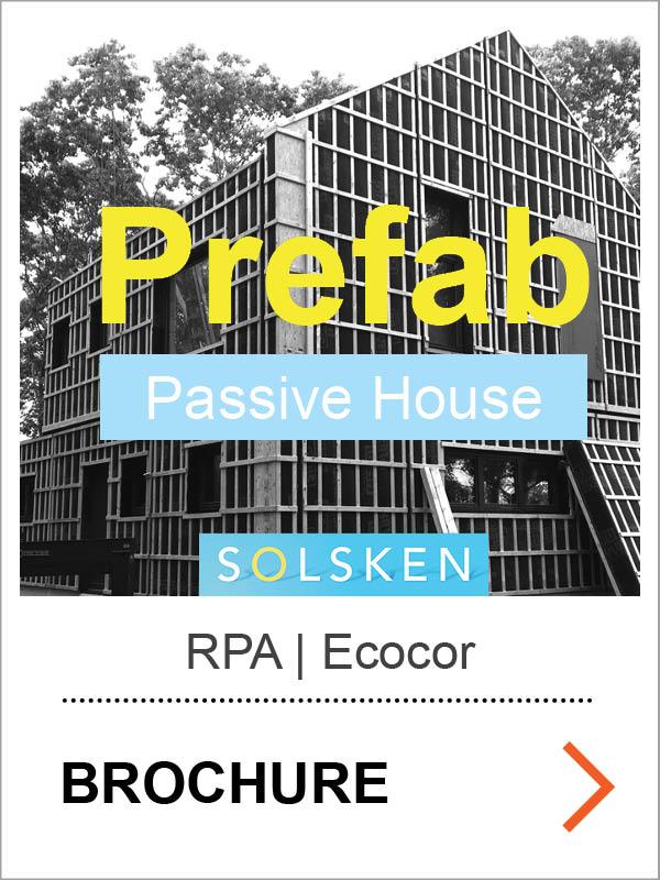 RPA | Ecocor Passive House Brochure