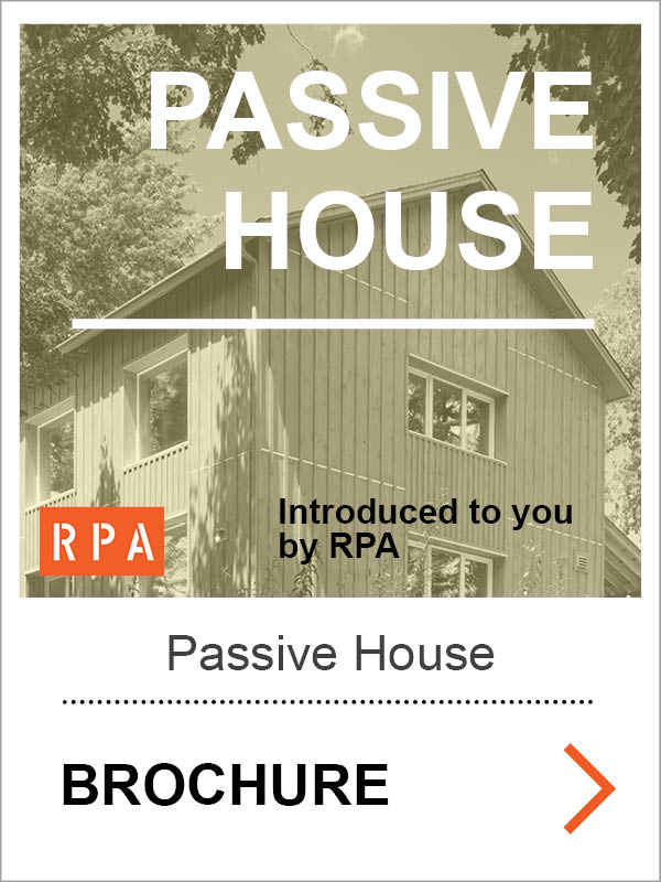 RPA Passive House Brochure