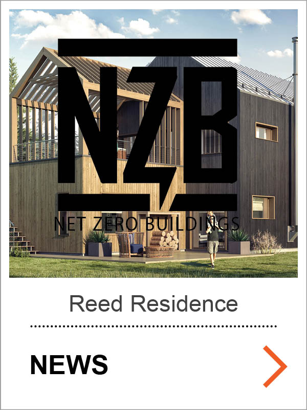 Reed Passive House News NZB