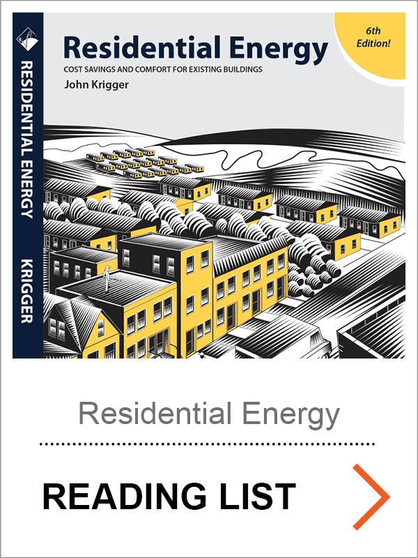 Residential Energy