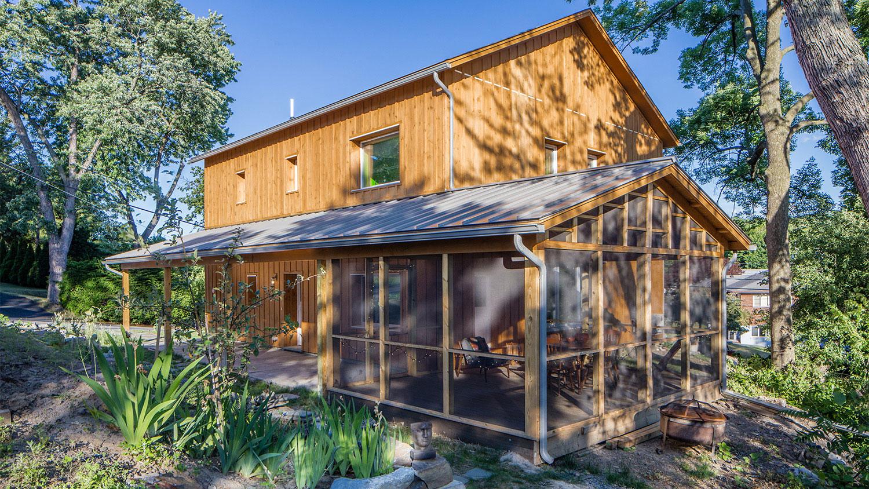 Scranton Passive House Rpa Richard Pedranti Architect