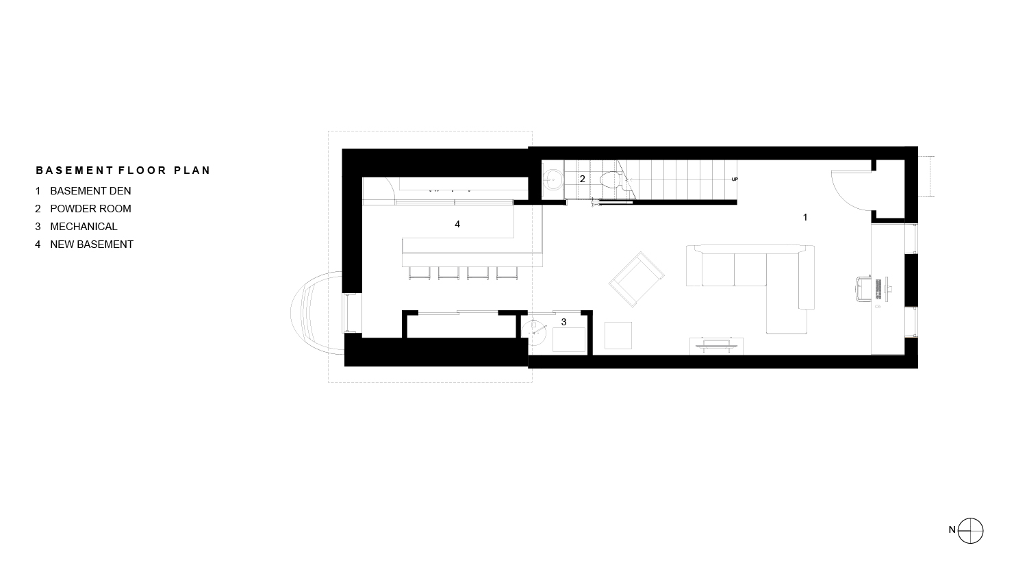 RPA Sabatino 17th Basement Floor Plan 010218 01