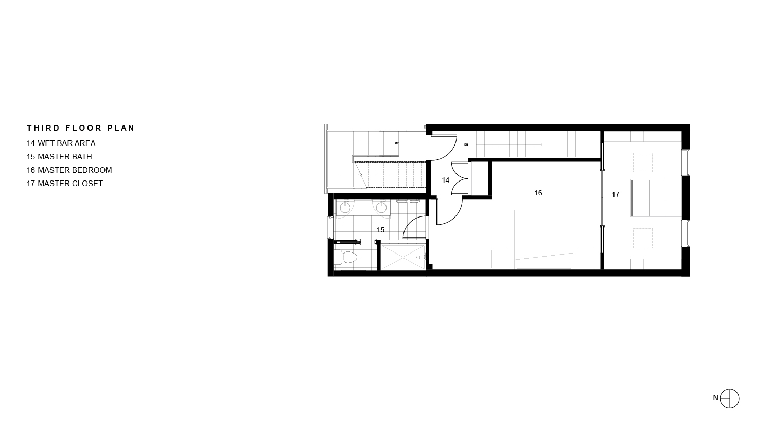 RPA Sabatino 17th Third Floor Plan 010318 01