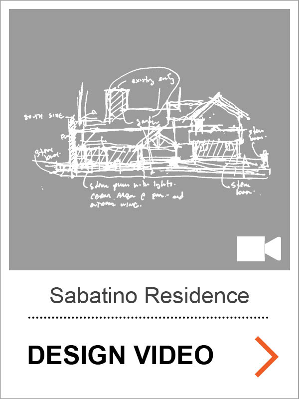 Sabatino Residence Design Video