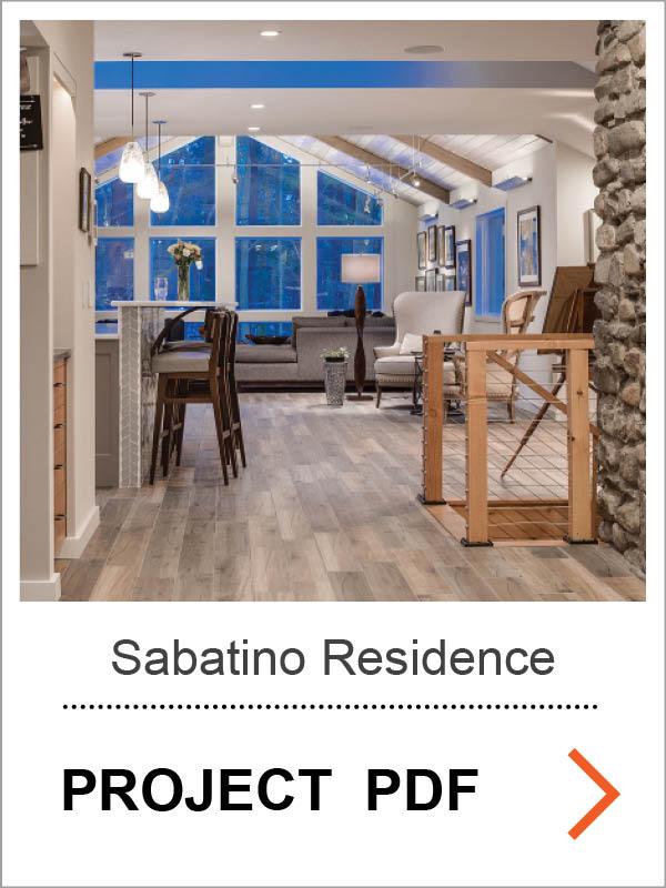 Sabatino Residence Project PDF