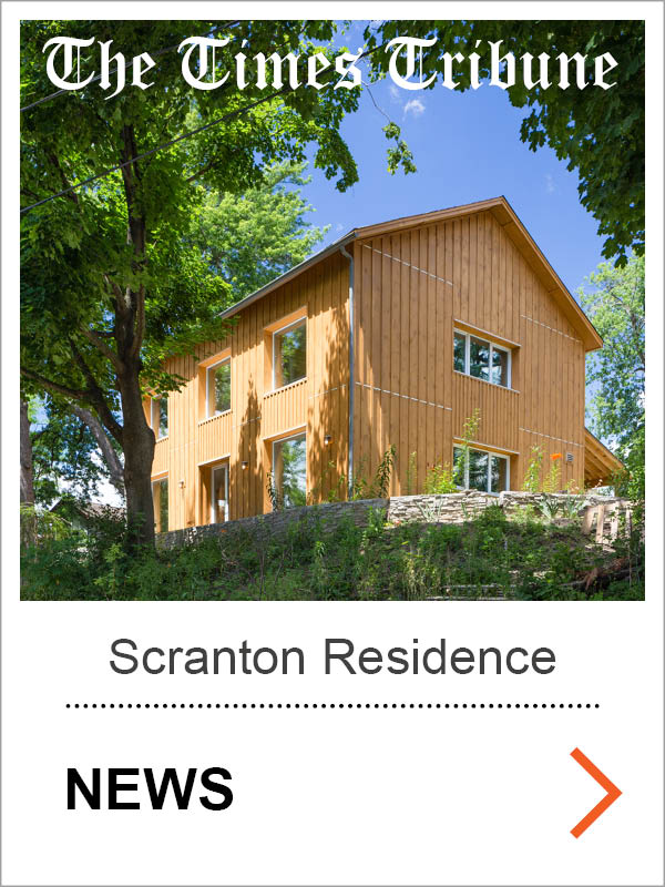 Scranton Passive House News Times Tribune