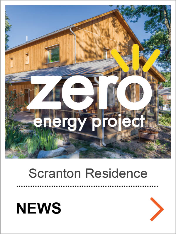 Scranton Passive House News Zero Energy Project
