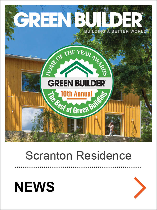Scranton Passive House News Green Builder