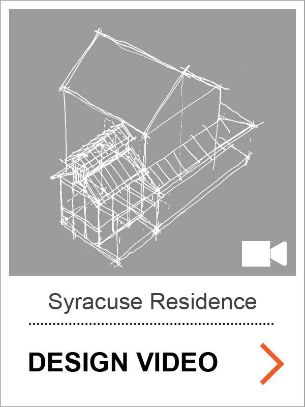 Syracuse Residence Design Video