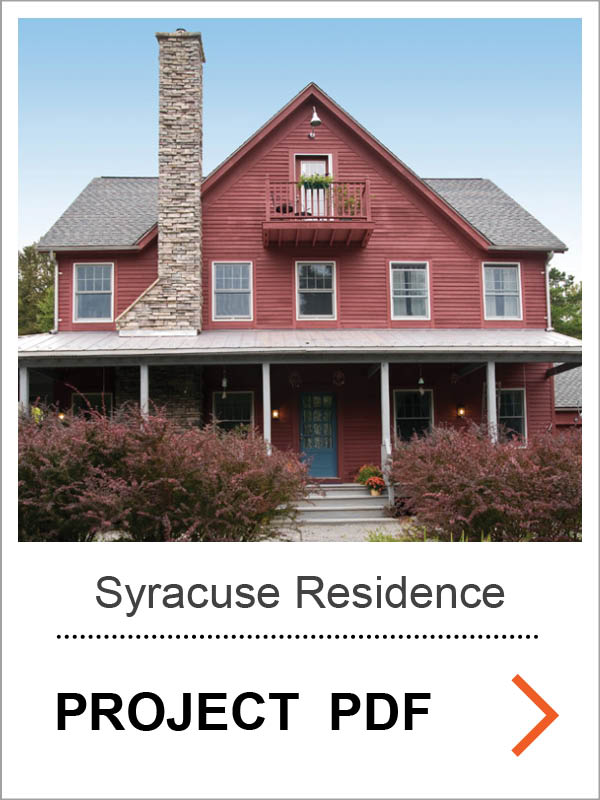 Syracuse Residence Project PDF