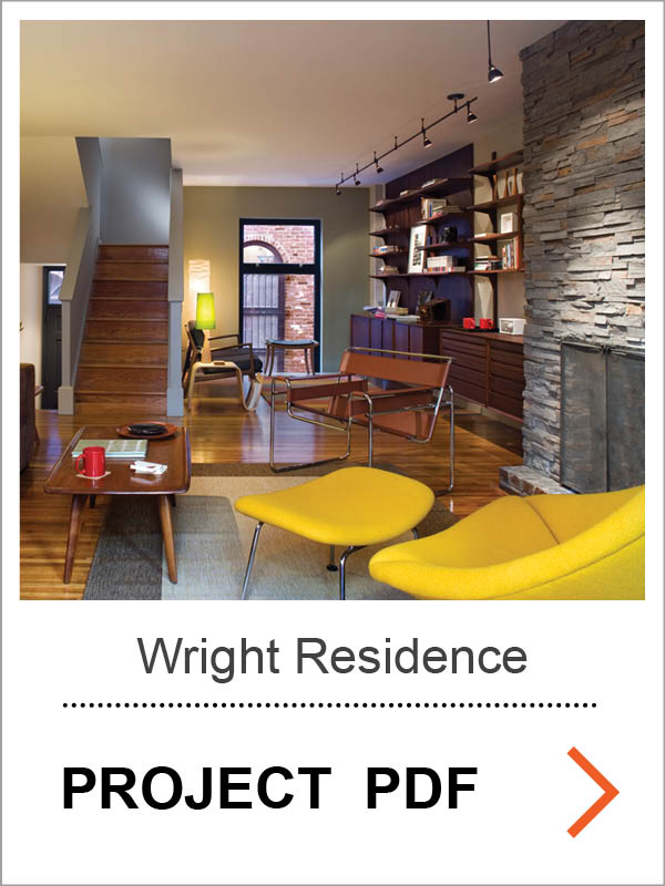 Wright Residence Project PDF