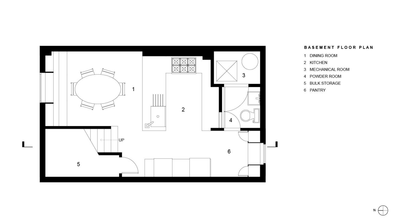 wright-residence-basement-floor-plan