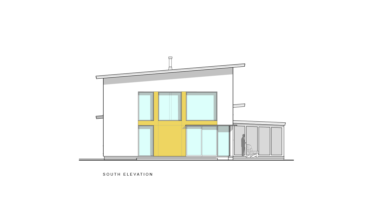 wylie-woods-passive-house-south-elevation