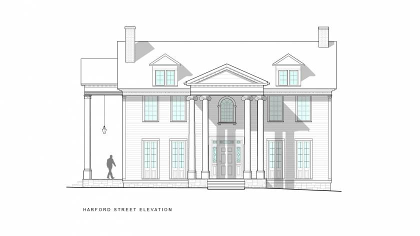 MCH Harford Elevation