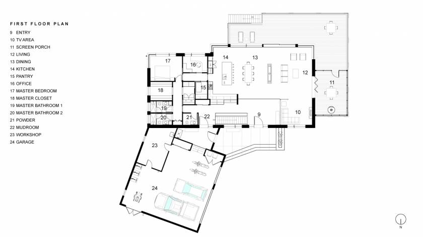 RPA Fritz First Floor Plan 082020