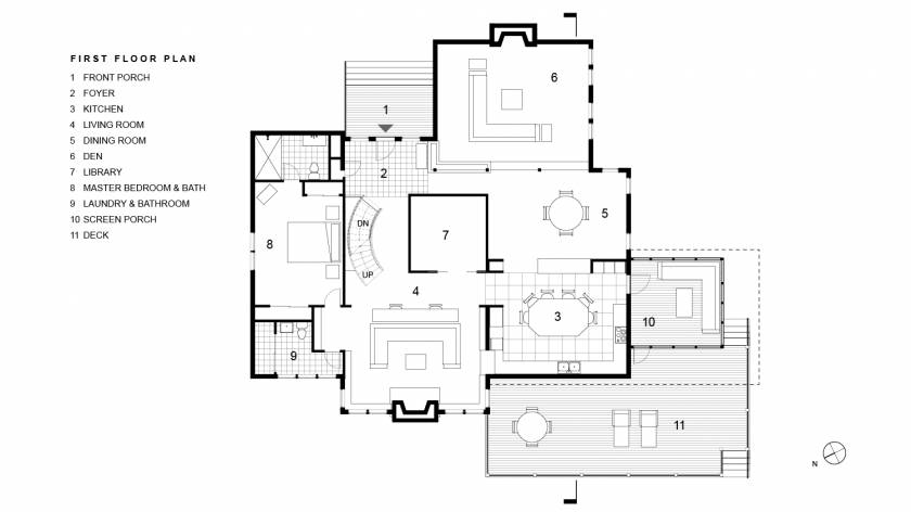 Loughnane First Floor Plan