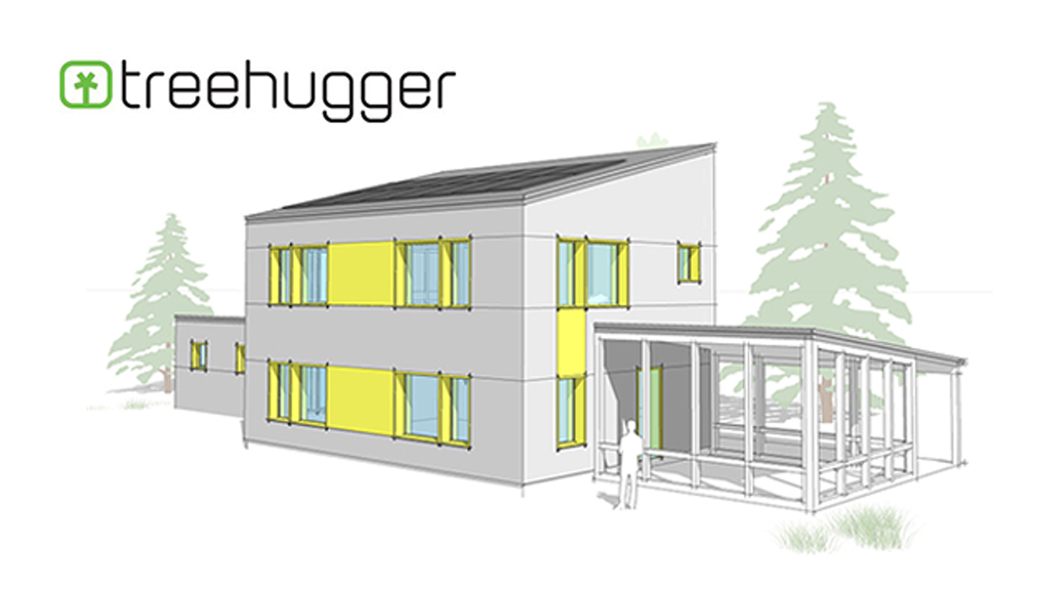 Ecocor Passive House treehugger