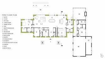 RPA PH-300_First Floor Plan